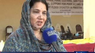 saama news repoted jdc food collecting camp at imam hassan askari as school rizviya