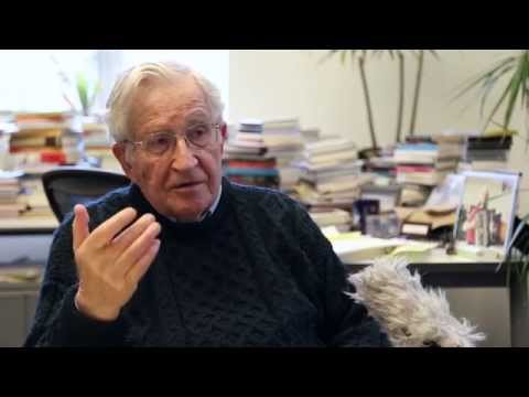 Noam Chomsky on Using Activism to Confront Climate Change