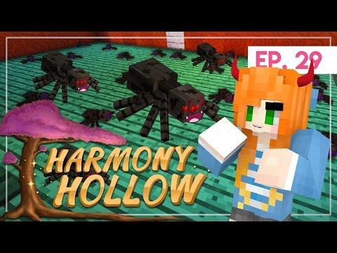 """LET THE PRANKS BEGIN!"" | Minecraft: Harmony Hollow - Ep.29"