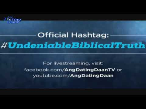 Ang Dating Daan   LIVE NOW  Ang Dating Daan Worldwide   November 10, 2017