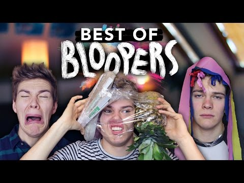BEST OF BLOOPERS - Special | Joey's Jungle