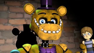 [SFM FNaF] HOT FOOD but it's Fredbear