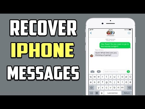 How to recover deleted whatsapp messages on iphone 4s