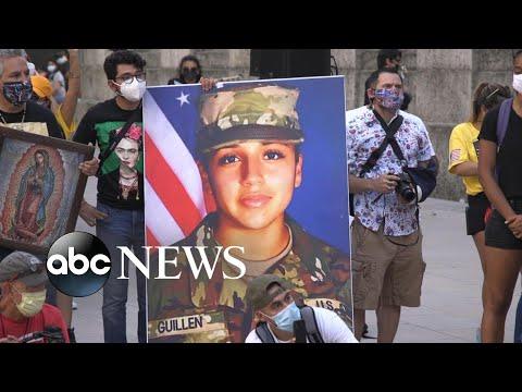 Death of Fort Hood soldier ignites demands for justice
