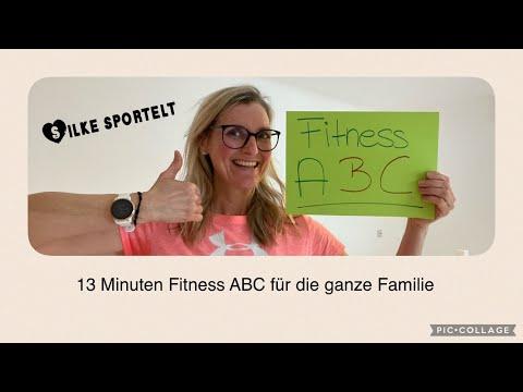 13 Minuten Fitness