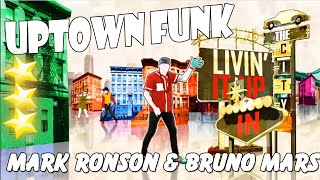 Download 🌟Uptown  Funk - Mark Ronson ft Bruno Mars - Just dance 2016 🌟 Mp3 and Videos
