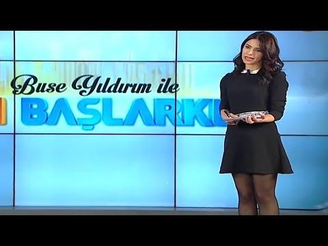 Buse Yıldırım Tv Presenter from Turkey 02.03.2016