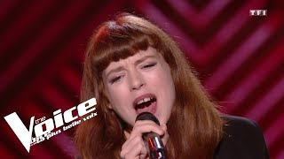 Elta James - I'd Rather Go Blind | Agathe | The Voice 2019 | Blind Audition