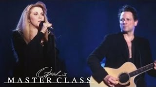Stevie Nicks Confesses the Real Meaning of Landslide | Oprah's Master Class | OWN