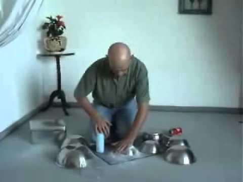 Magnetic Man Miroslaw Magola Debunking James Randi Education Fundation