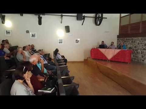 Κύπριοι ελαιοπαραγωγοί στην Κριτσά