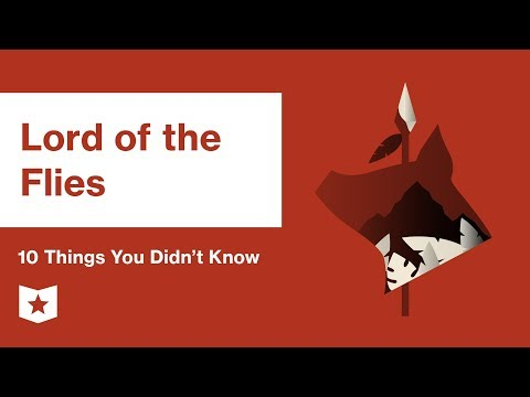 Lord of the Flies   10 Things You Didn't Know  William Golding