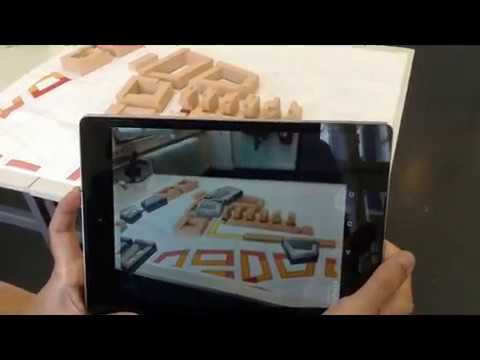 AR: 3D Object Tracking