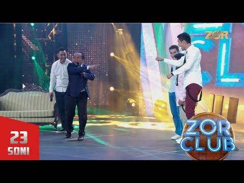 Zo'r Club 23-soni (28.08.2017)