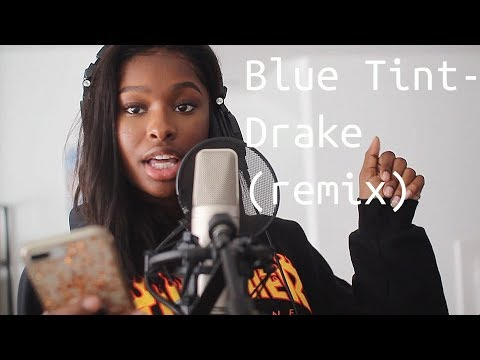 Blue Tint-Drake Remix (Coco Covers)