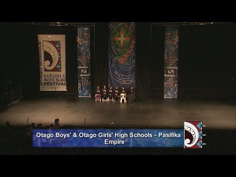 Otago Boys' & Otago Girls' High Schools Pasifika  -  Empire