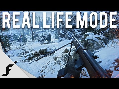 Real Life Mode Challenge Battlefield 1
