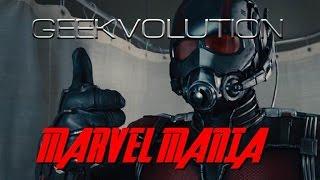 Marvel Mania Day 41 | Ant-Man