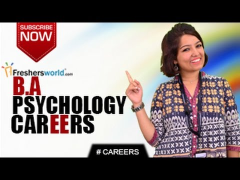 CAREERS IN BA PSYCHOLOGY – MA,P.hD,Psychologist,Job Opportunities,Salary Package