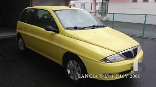 LANCIA Y LS 1.2 16V 2001  ランチア イプシロン マクファーソン 検索動画 22