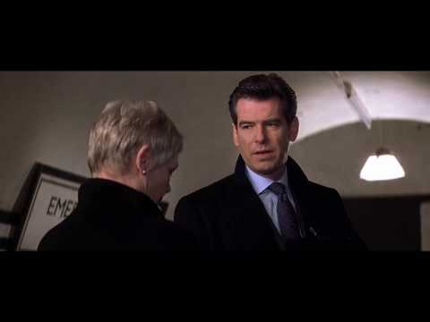 M Ask For James Help After Burning Him | Die Another Day | James Bond 007 (Pierce Brosnan)
