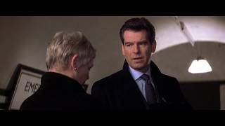 Video M ask for James help after burning him | Die Another Day | James Bond 007 (Pierce Brosnan) download MP3, 3GP, MP4, WEBM, AVI, FLV September 2017