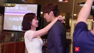 Seohyun Ji Hyun Woo BTS MOMENTS PART 1 Because of you Kim EZ
