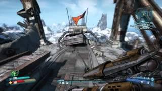 Borderlands 2 Bloodshot Ramparts Secret Challenges - Keys, Tollbooth, Vault