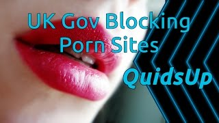 UK Government Blocking Access To Porn Sites