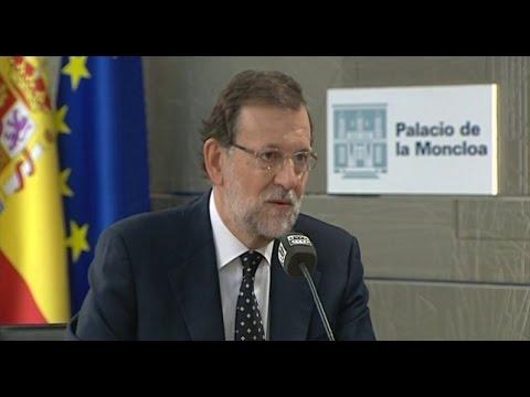 Mariano Rajoy sobre la nacionalidad española en el caso de independencia de Cataluña