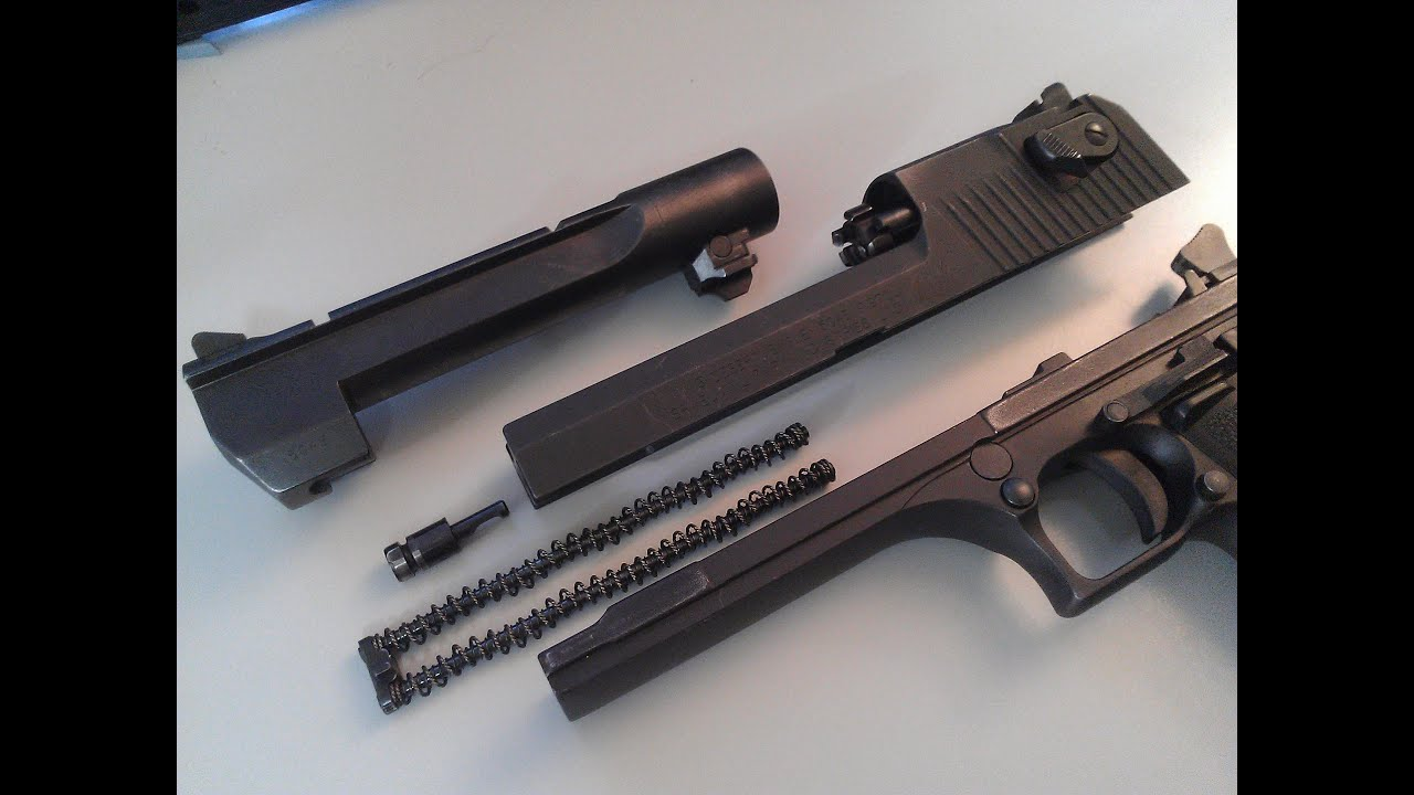 Desert Eagle Recoil Spring Fix By Mayor Fuglycool