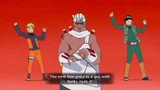 Naruto Shippuden Ultimate Ninja Storm Generations All Killer Bee Raps (English/HQ)