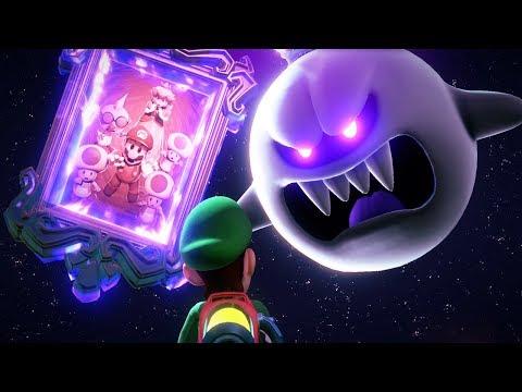 Luigis Mansion 3 - Final Boss & Ending |