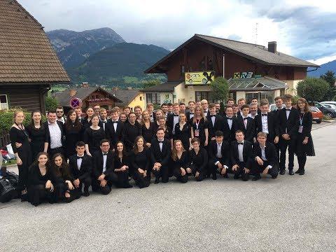 Irish Youth Wind Ensemble - Austria 2017