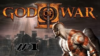 เริ่มต้นมหากาฬการล้างแค้น - God Of War 2 #1