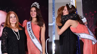Madam Stella Araneta proud sa naging achievement ni Miss Universe 2018 Catriona Gray