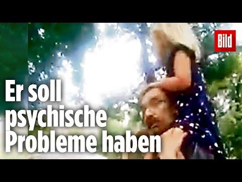 Kinderfänger versuchte ein Mädchen zu entführen: Trotzdem muss er nicht in Haft!