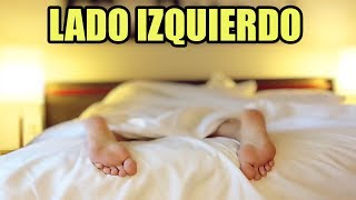Si duermes del LADO IZQUIERDO PASA ESTO