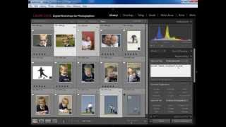 How to Keyword in Lightroom
