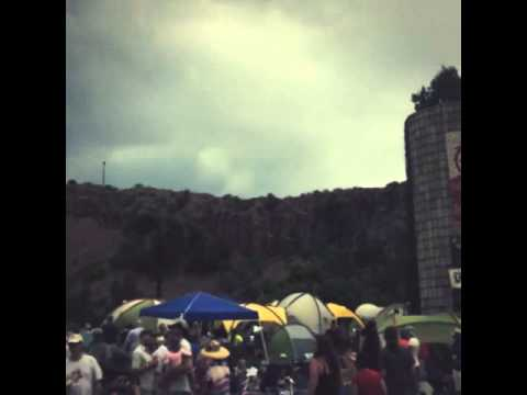 Katie-Rose Lyons Folk Festival 2014