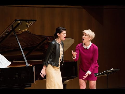 Soprano Tamara Banješević & Chris Reynolds, piano | Juilliard Joyce DiDonato Vocal Arts Master Class