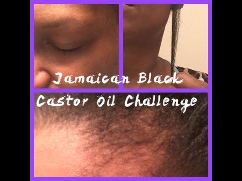 Jamaican Black Castor Oil Before Amp After Natural Hair