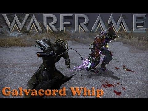 Warframe - Galvacord Whip, No Chains thumbnail