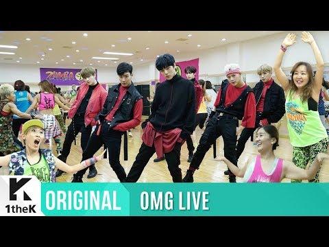 Image from OMG LIVE(無뜬금라이브): MONSTA X(몬스타엑스) _ DRAMARAMA(드라마라마)