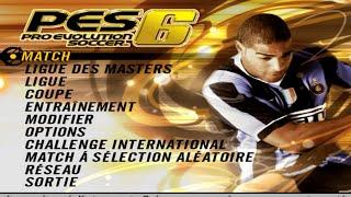 PES 6 - Le meilleur PES old-gen ?