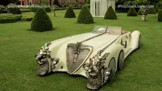Lot 212 The League of Extraordinary Gentleman - Captain Nemo's (Naseeruddin Shah) Nautilus Car