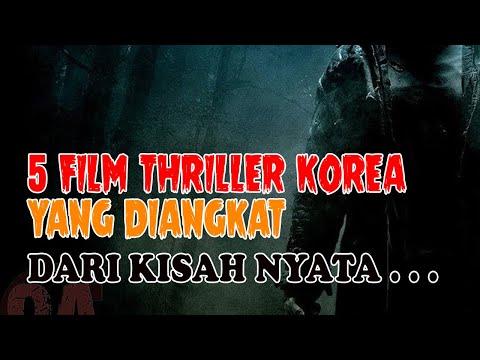 5 FILM THRILLER KOREA DARI KISAH NYATA