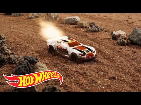 Ultimate Stop Motion Compilation | Hot Wheels