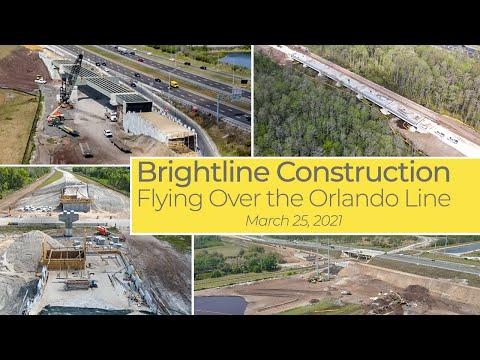 Brightline Construction: Flying