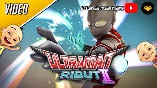 Upin & Ipin - Ultraman Ribut II (Eng/Jap Sub)